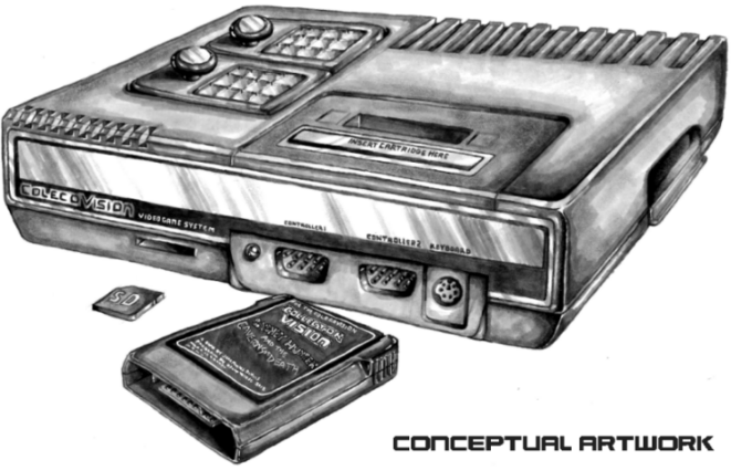 New Phoenix console by CollectorVision announced - csanyk com